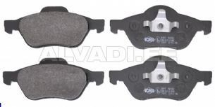 BRAKE PADS FRONT RENAULT WIND 2010 2011 2012 2013 2014 2015 ATE TYPE (1008)